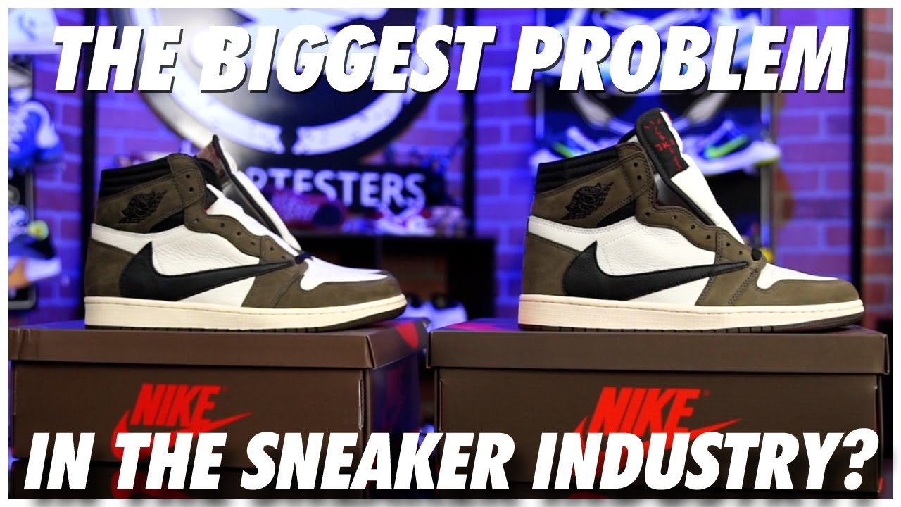 Biggest Problem in the Sneaker Industry