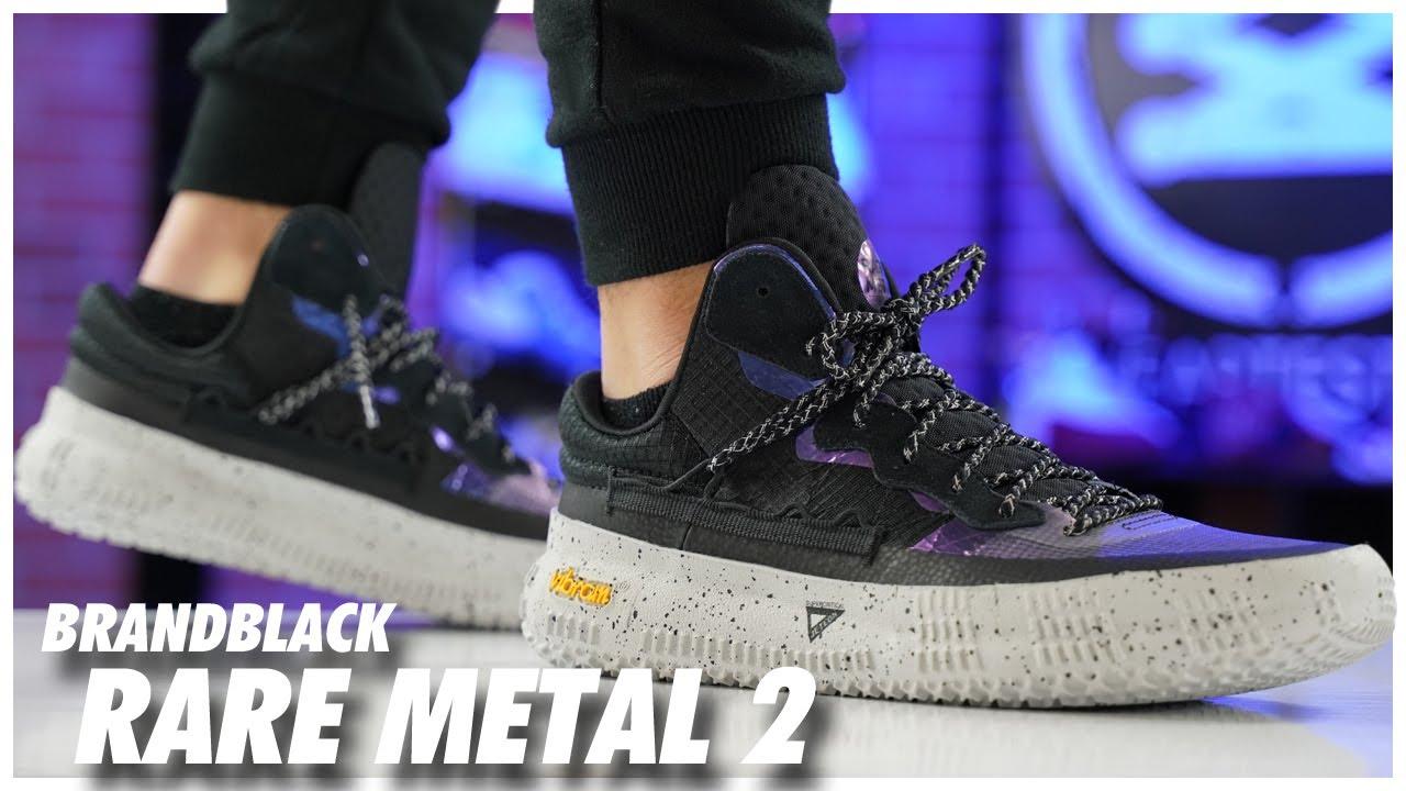 Brandblack Rare Metal 2