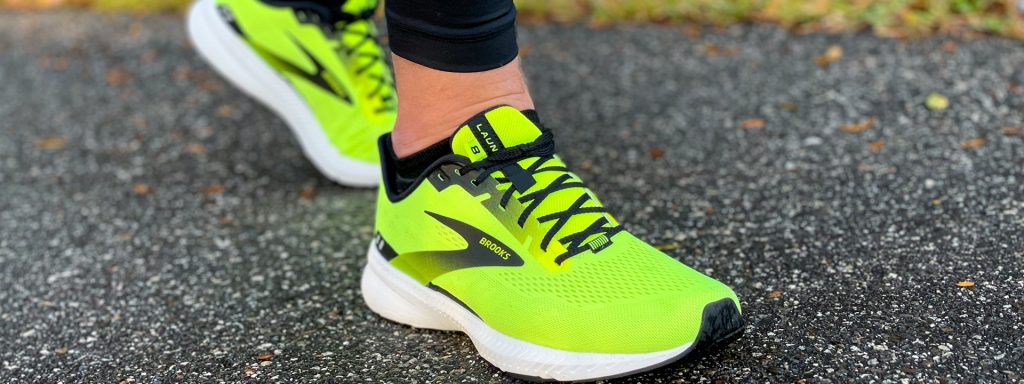 Brooks Launch 8 Support