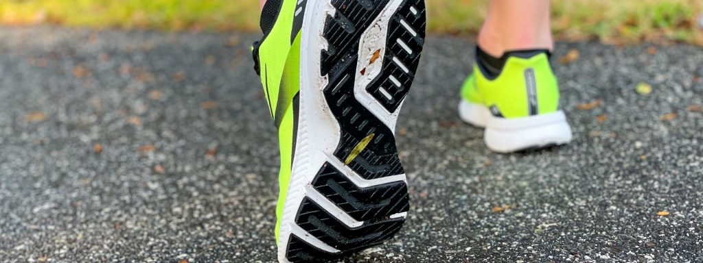 Brooks Launch 8 Traction