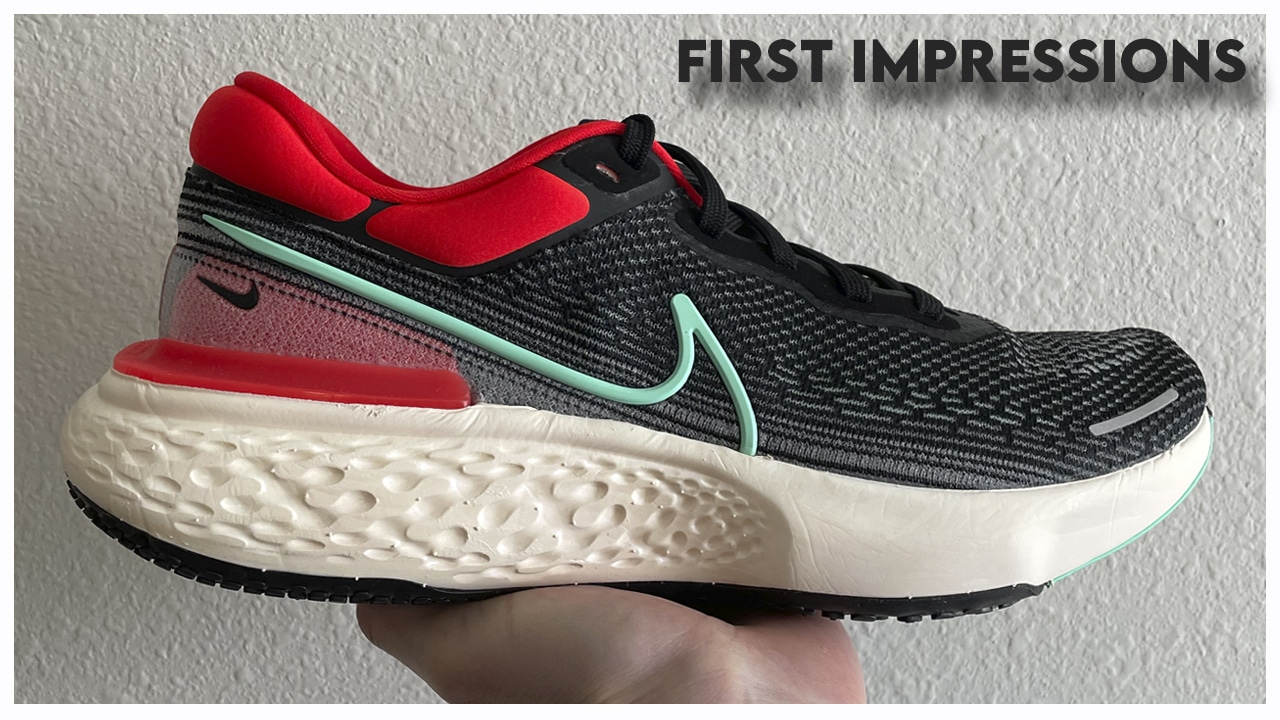 Nike ZoomX Invincible Run First Impressions