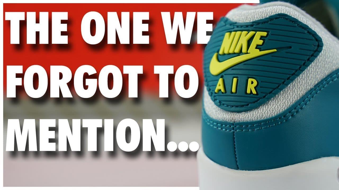 Nike Air Max 3 Spruce
