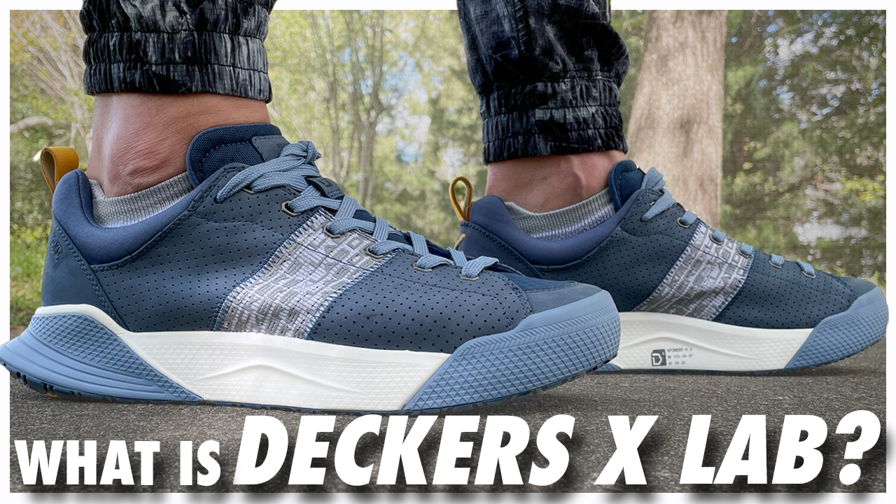 Deckers x Lab