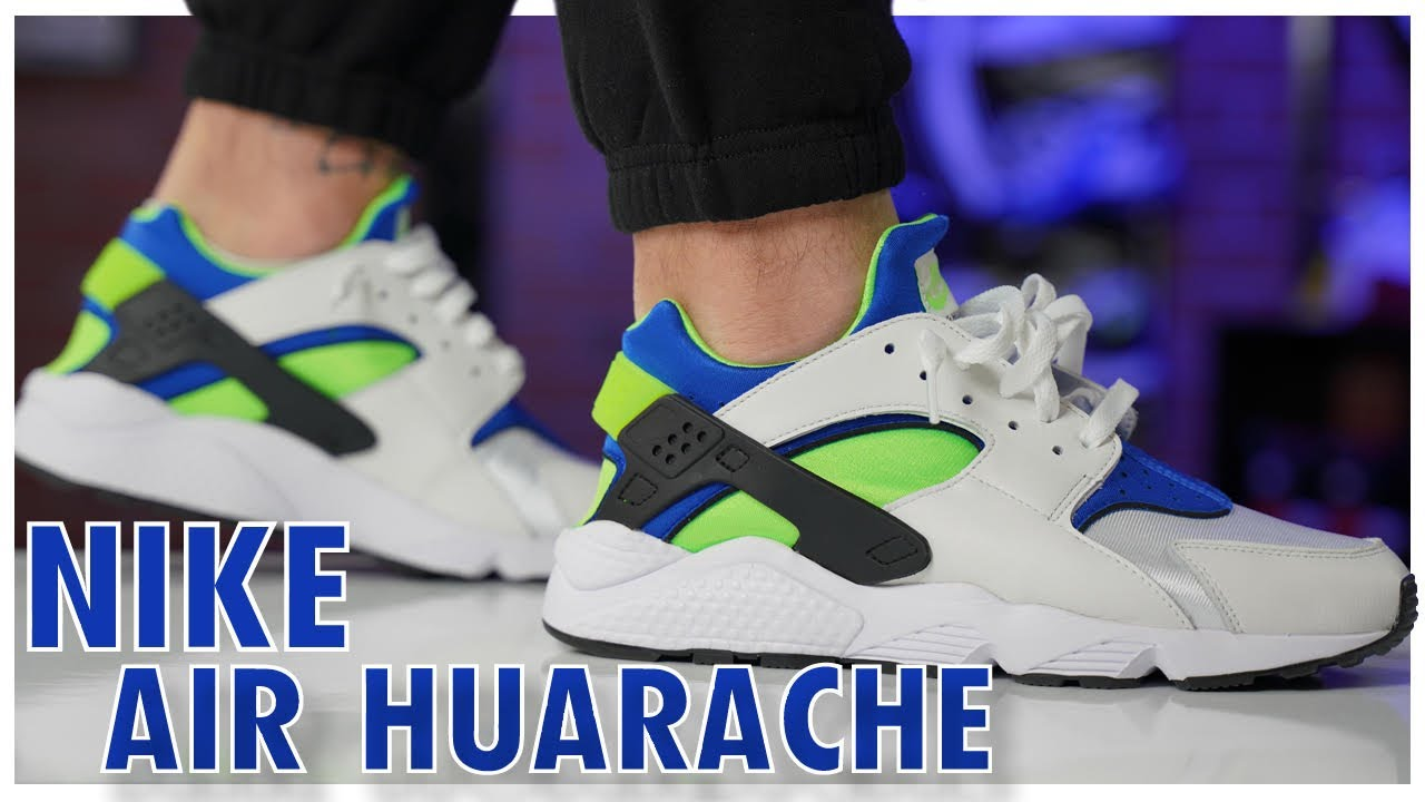 Nike Air Huarache OG Scream Green