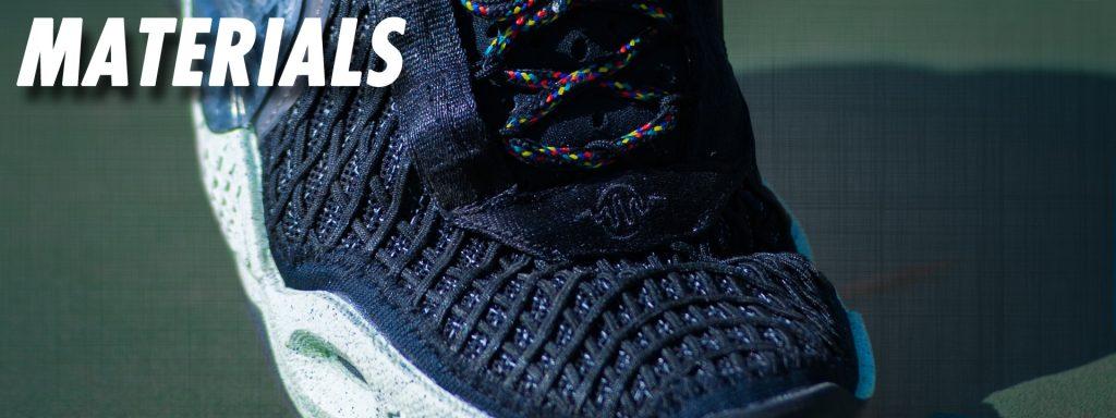 Nike Cosmic Unity Materials