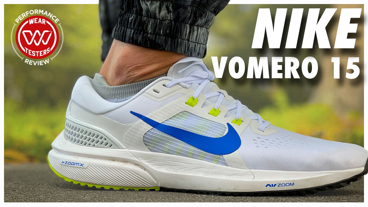 Nike Vomero 15 Performance Review