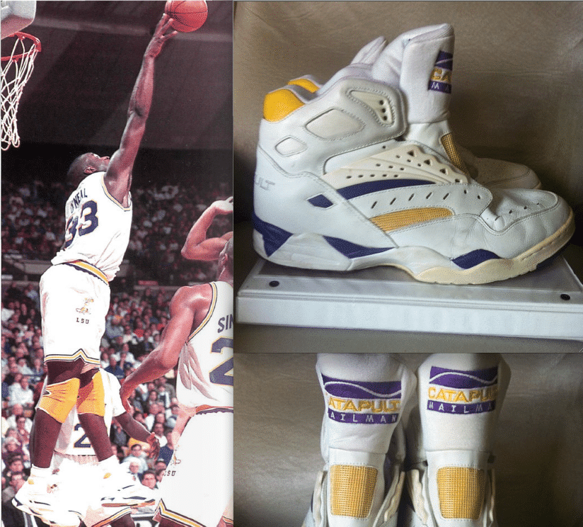 Shaquille O'Neal LA Gear Catapult