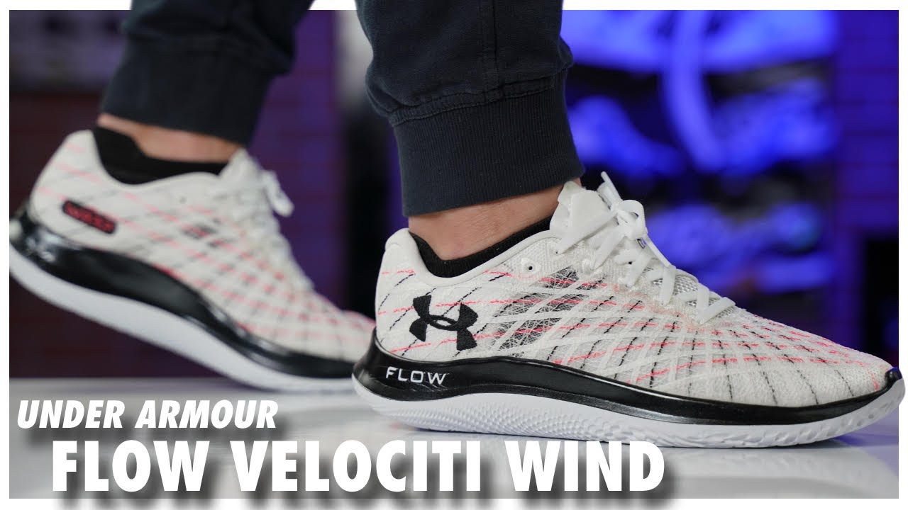UA Flow Velociti Wind