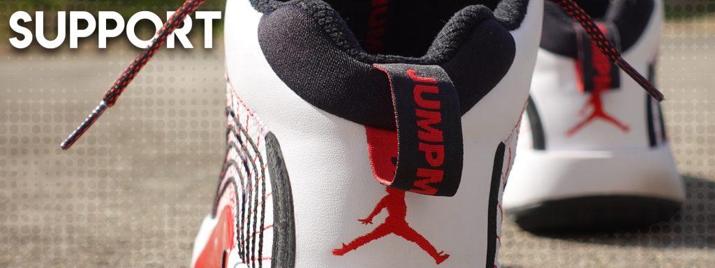 Jordan Jumpman 2021 PF Support