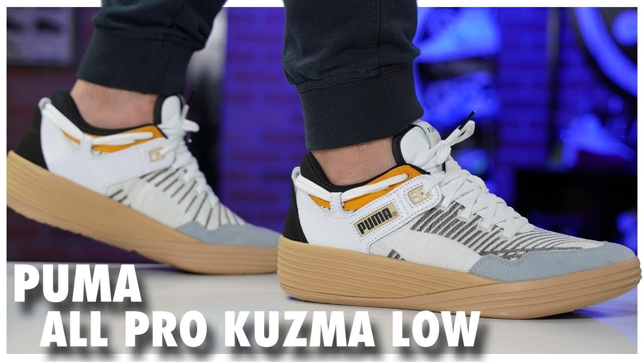 puma clyde all pro kuzma low