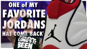 Jordan Pro Strong Retro 2021