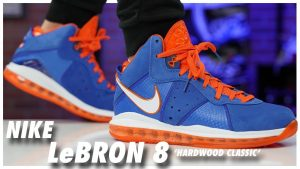 Nike Lebron 8 Hardwood Classic