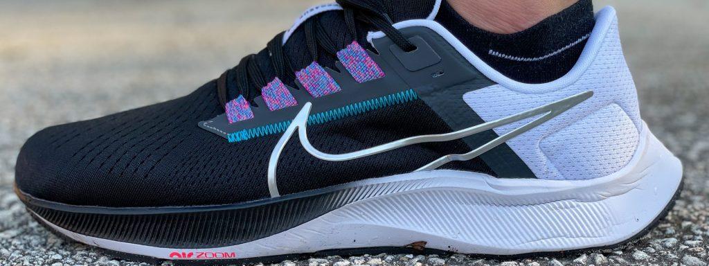Nike Pegasus 38 Materials