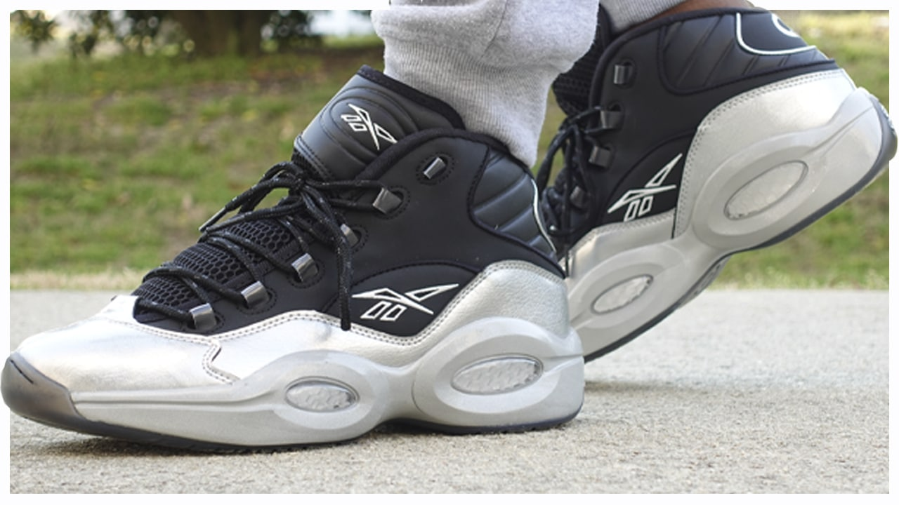 Reebok Question Mid I3 Motorsports