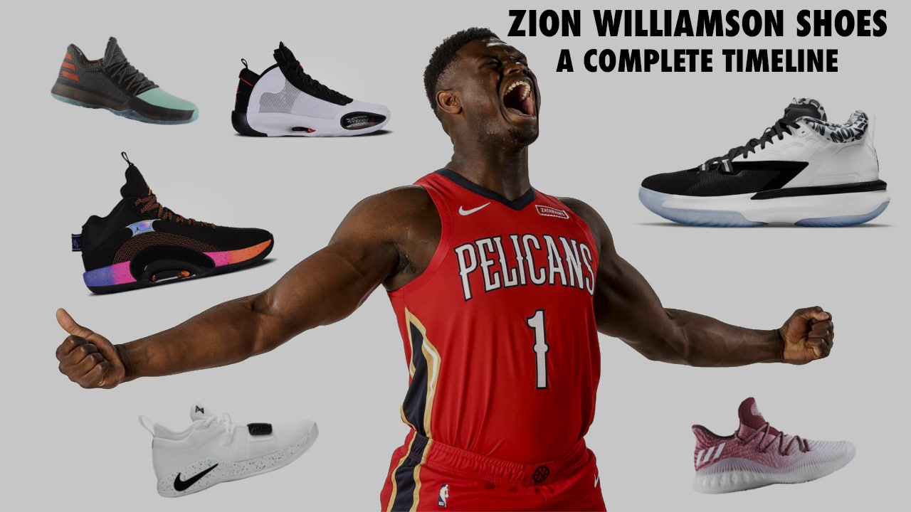 Zion Williamson Shoes