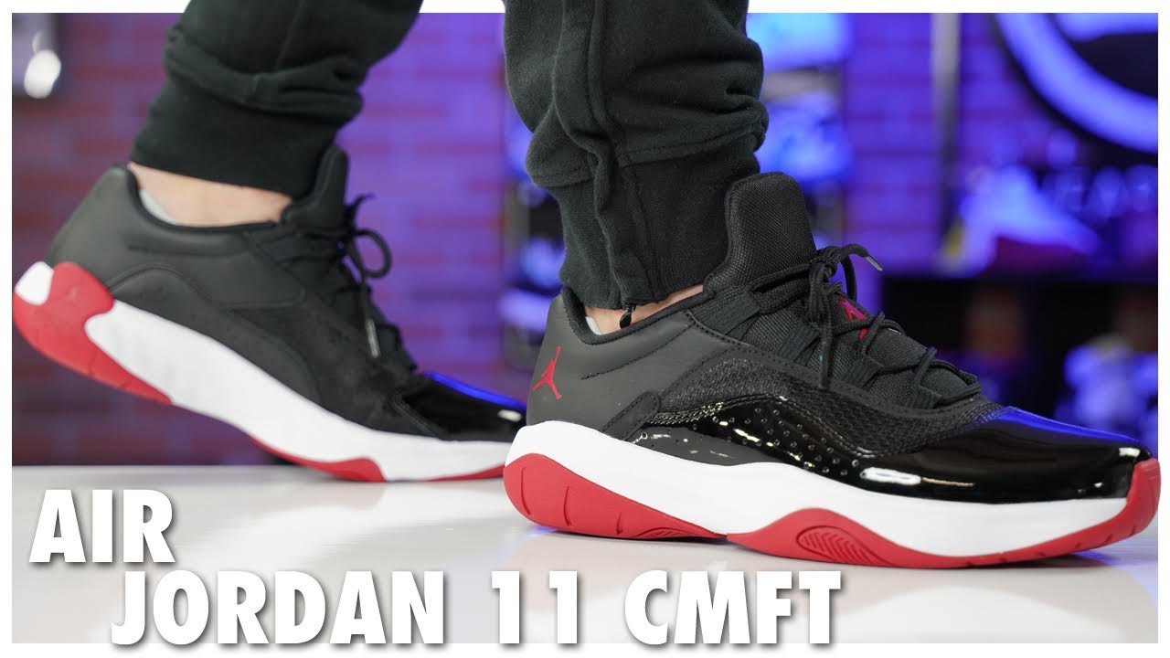 Air Jordan 11 CMFT Low