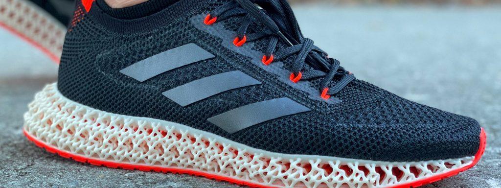adidas 4DFWD Materials