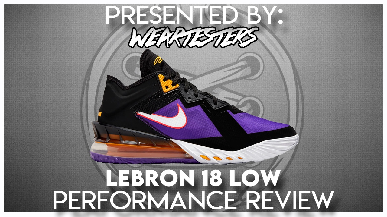 LeBron 18 Low Featured Image