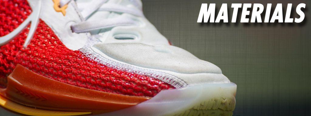 Nike Air Zoom GT Cut Materials