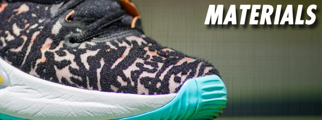 Nike KD 14 Materials
