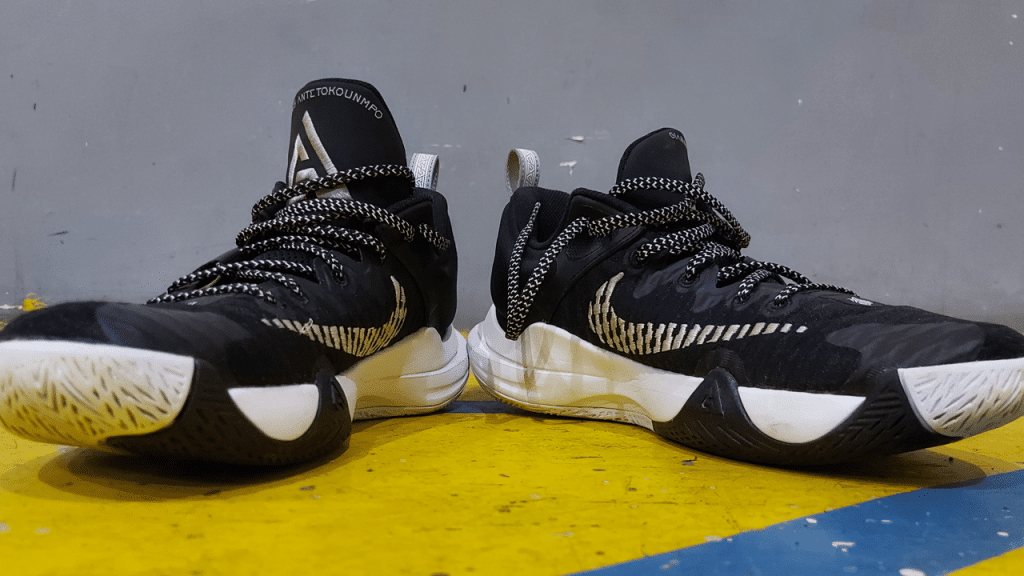Nike Giannis Immortality Support