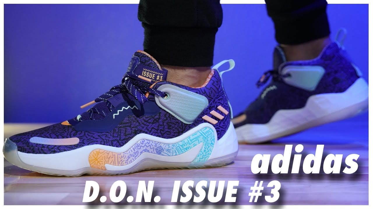 adidas DON Issue 3