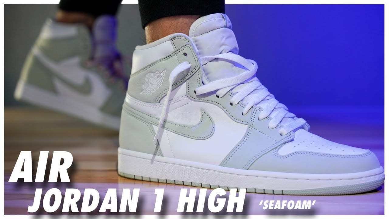 Air Jordan 1 High Seafoam