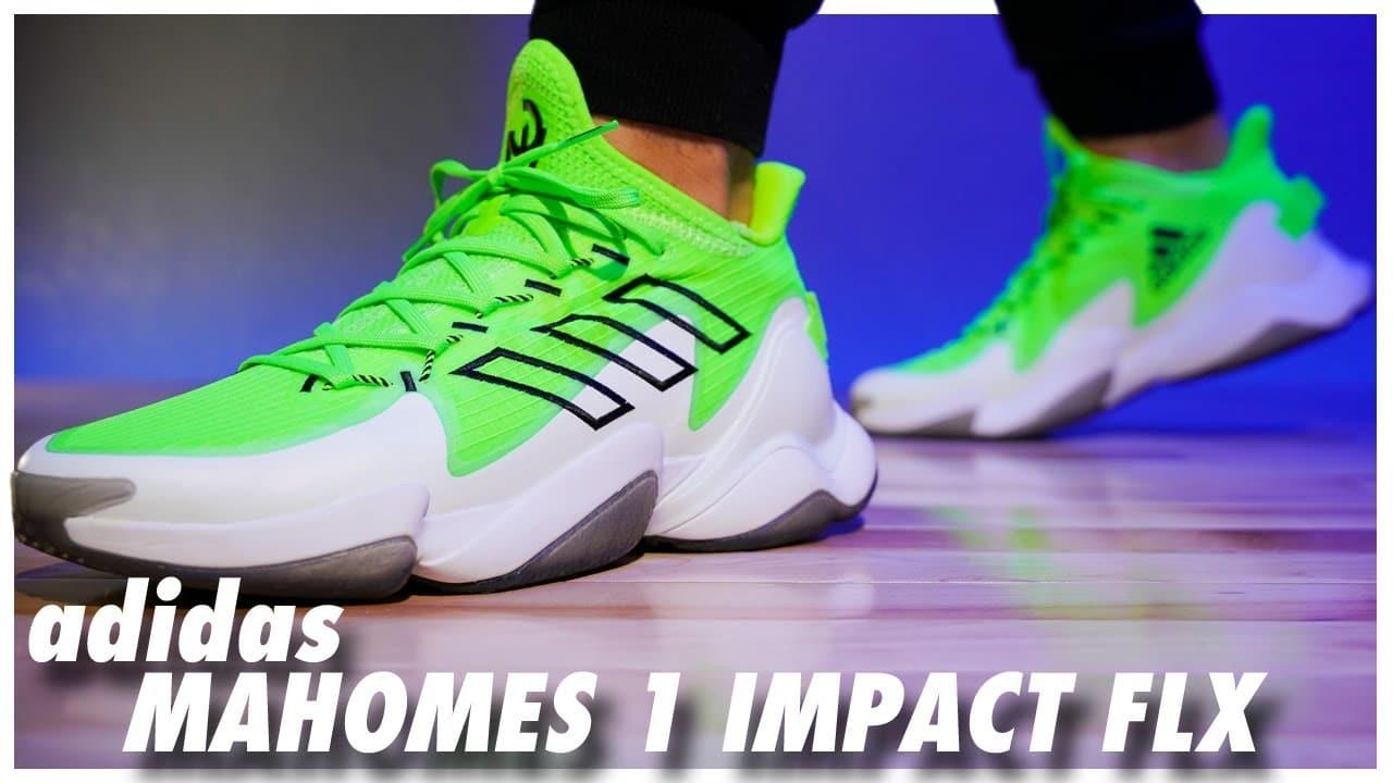adidas Mahomes 1 Impact FLX