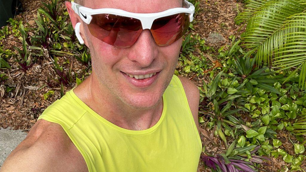Basketball to Marathon - Marathon Man