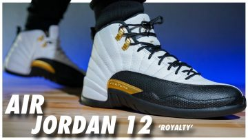 Air Jordan 12 Royalty