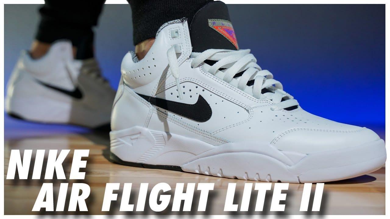 Nike Air Flight Lite II Mid