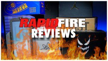RAPID FIRE SNEAKERS REVIEWS