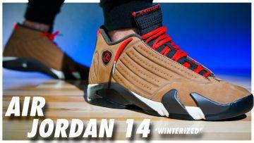 Air Jordan 14 Winterized
