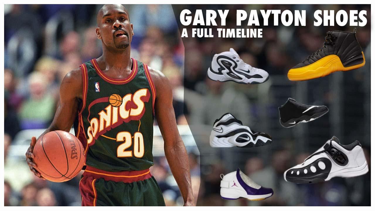 Gary Payton Shoes