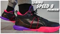 Li-Ning Speed 8 Premium